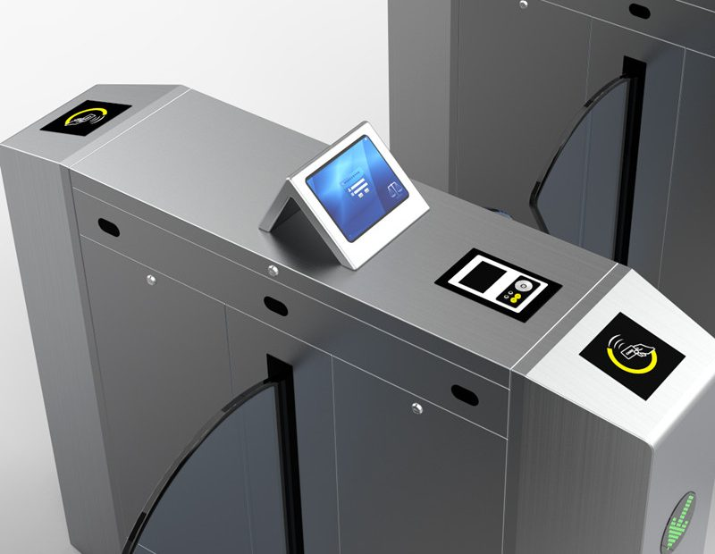 ESD access control system